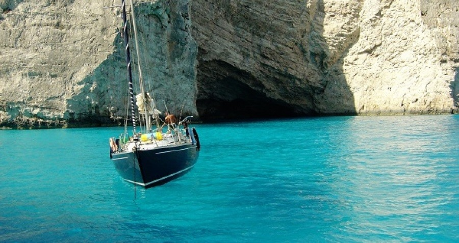 Ionion Caves | Sail in Greek Waters