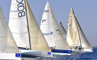 Race Sailing in Greece