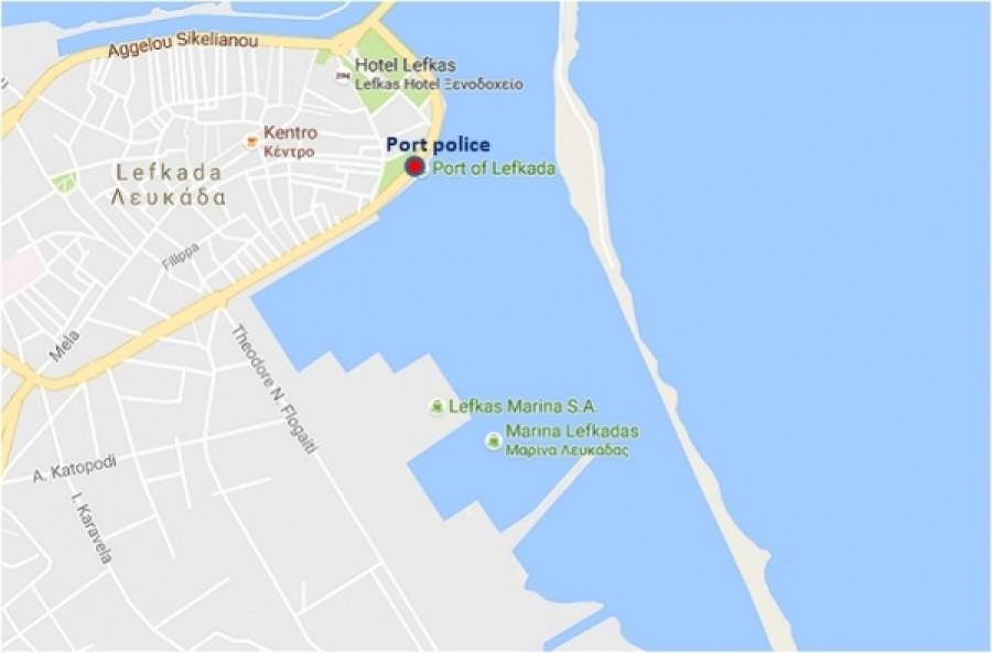 Lefkas marina | Sail in Greek Waters