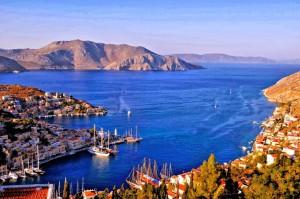 Sailing holidays Dodecanese islands
