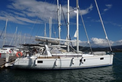 Bavaria Oceanis 48 - Sailing Holidays in the Ionian | Sail in Greek Waters