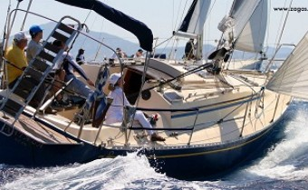 International Offshore Cyclades Regatta - Sail in Greek Waters