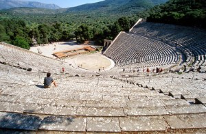 Epidavrus Ancient Theater: Watch a play this summer