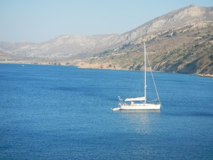 Tilos, Dodecanese sailing holidays | Sail in Greek Waters