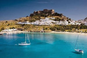 Sailing holidays Dodecanese islands