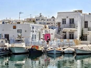Amazing Cyclades islands