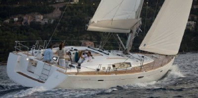 Beneteau Oceanis 54 - Sailing the Cyclades islands | Sail in Greek Waters