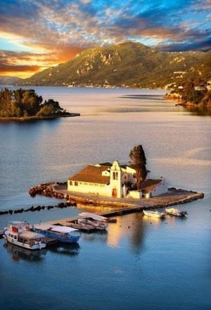 Corfu island - Amazing sailing holidays