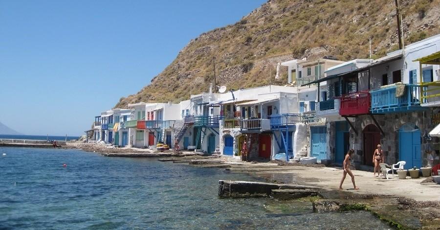 Milos | Sail in Greek Waters
