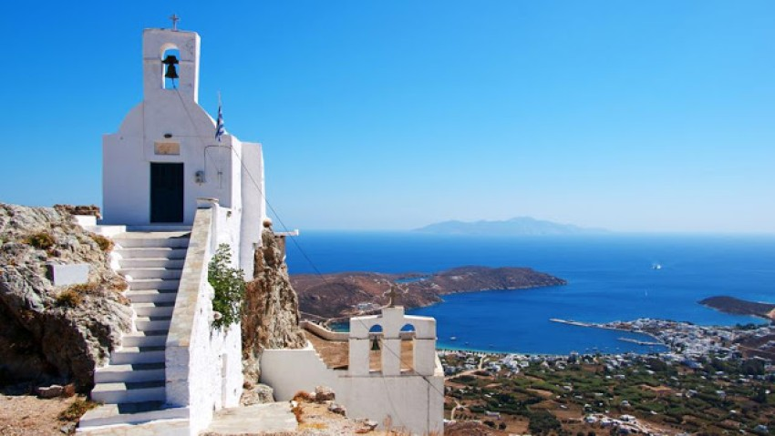Serifos island - Sailing Destinations - Greece