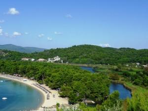 Green Bays in Sporades islands - Sail in Greek Waters