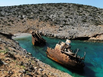 The incredible shipwreck