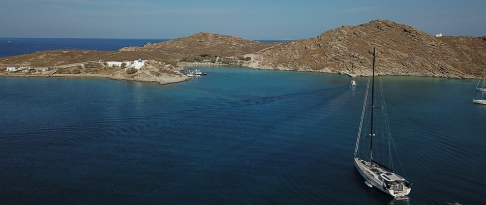 Sailing Holidays in Cyclades islands | Sail in Greek Waters