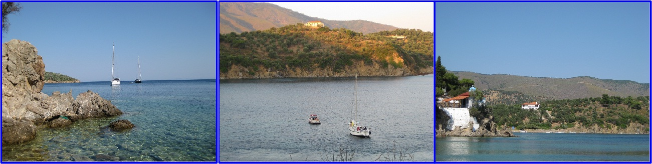 Sailing around Lesvos-Ermogenis|Sail in Greek Waters