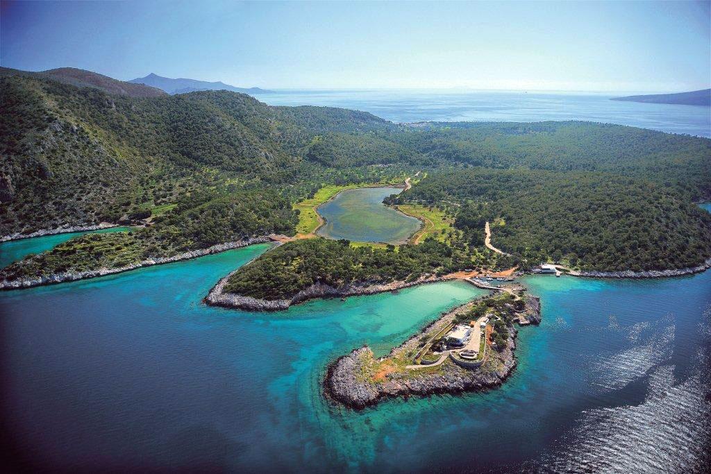 Sailing Destination: Agkistri island