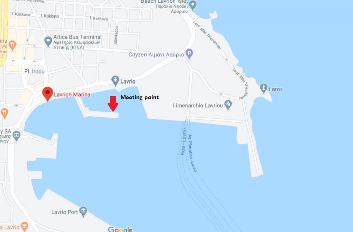 Lavrio Marina | Sail in Greek Waters