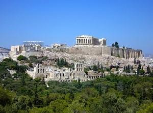 Athens sightseeing-Acropolis