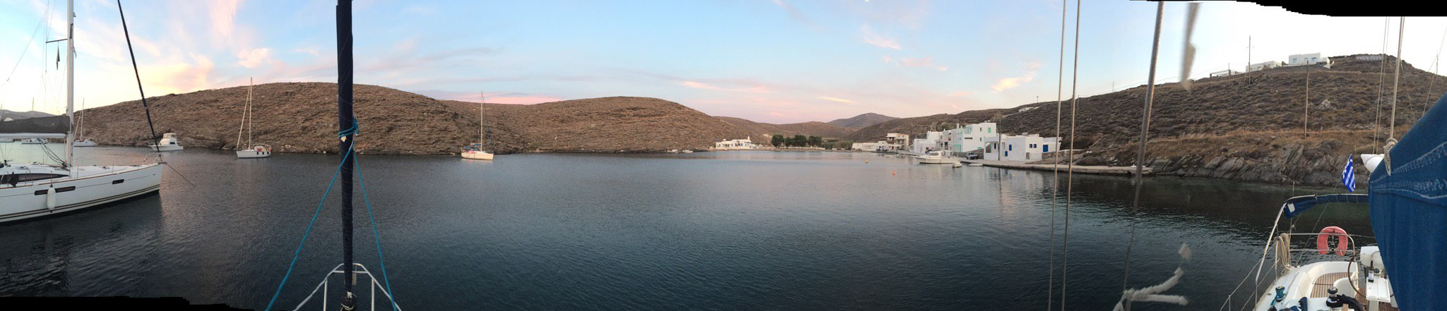 Kythnos island - Countless sailing destinations