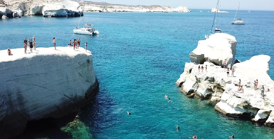 Cyclades Sailing Destination | Sail in Greek Waters