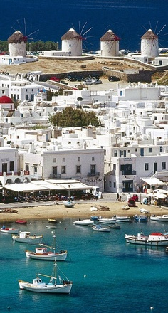 Sailing holidays Small Cyclades- Mykonos island