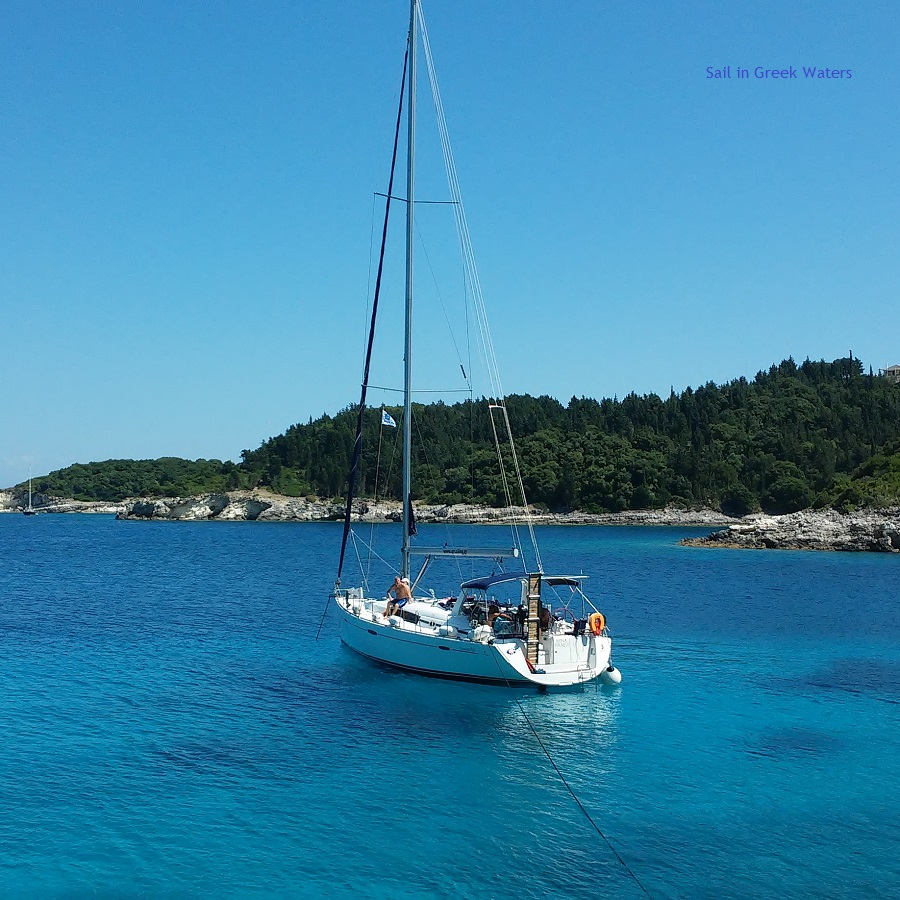 Lefkas Paxoi Kefalonia And Ithaca 1 Week Sailing In The Ionian