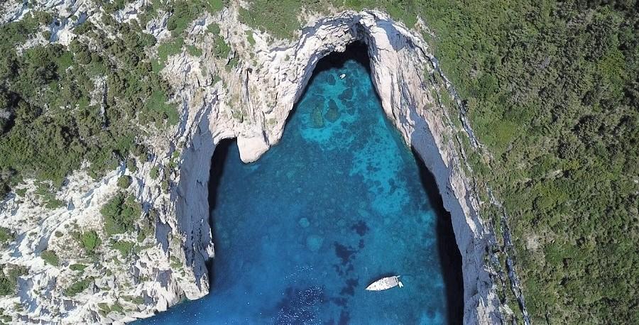 Προορισμός Ιόνιο  Sail in Greek Waters