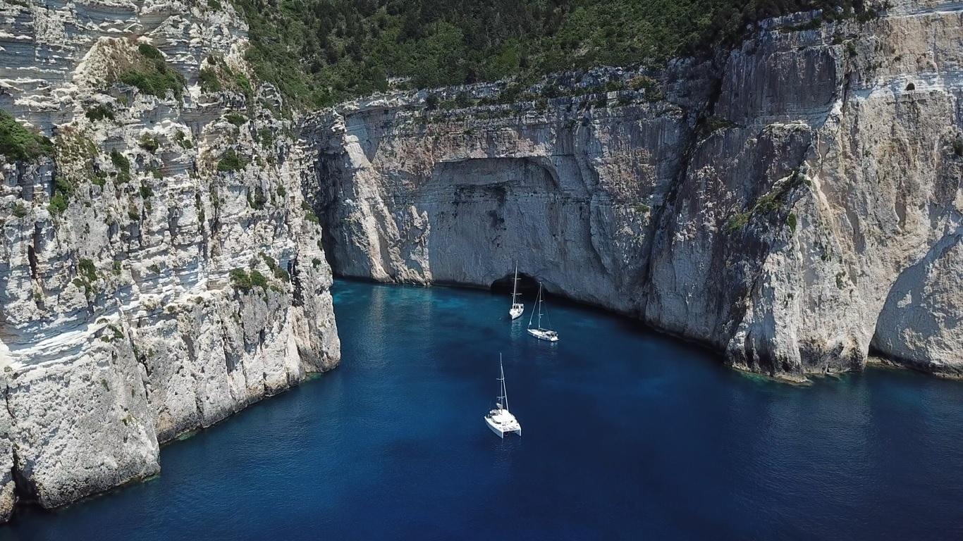 Ionian Islands Sailing Destination   Sail in Greek Waters