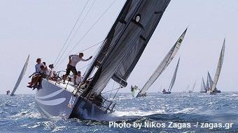 Ρεγκάτα Αιγαίου | Sail in Greek Waters