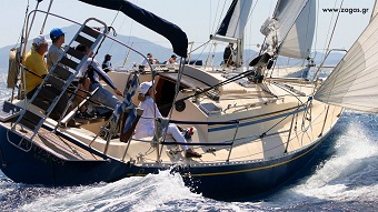 Ρεγκάτα Κυκλάδων - Αιγαίο | Sail in Greek Waters
