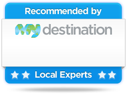Supported by MyDestination, the global travel experts