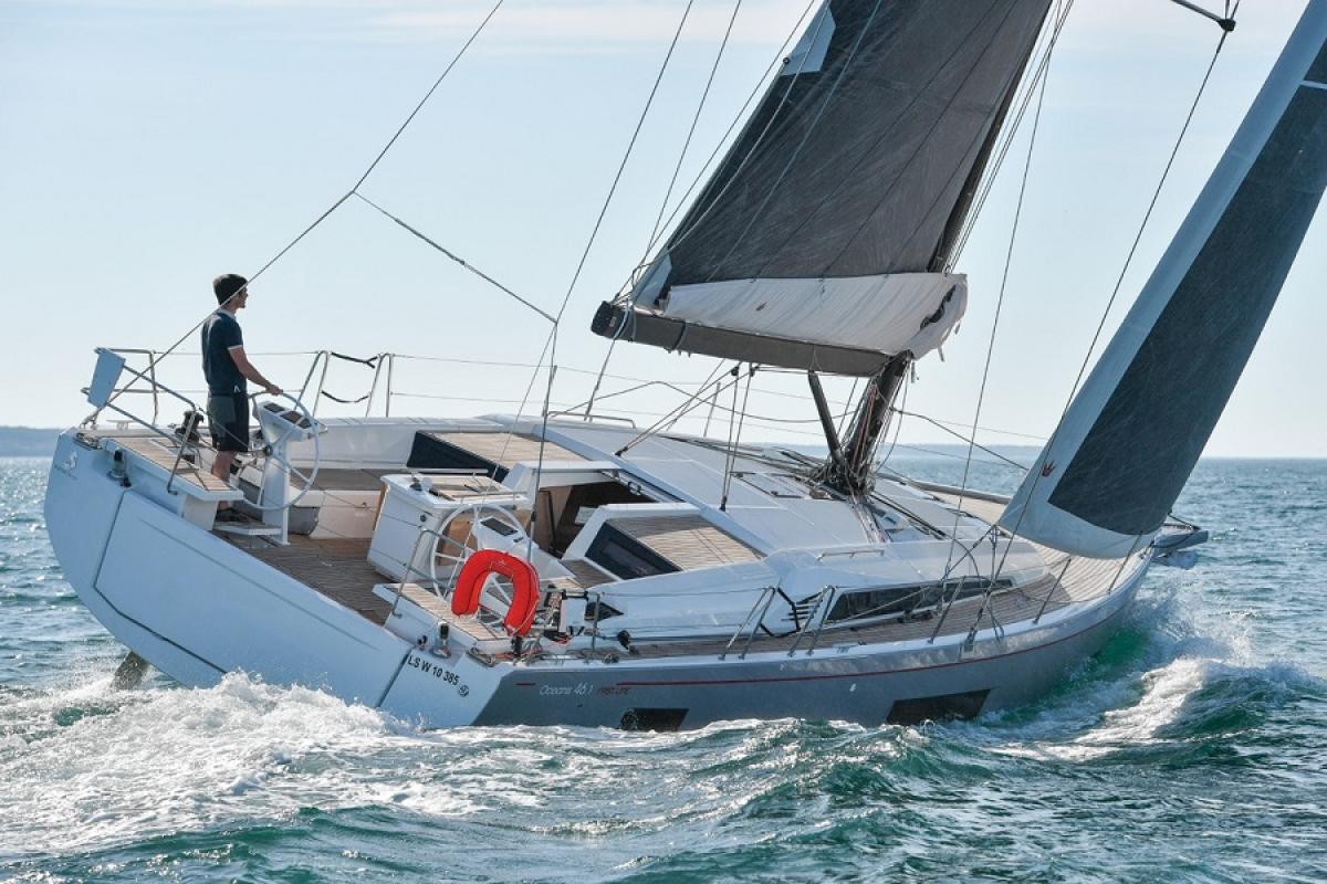Beneteau Oceanis 46 1 Sail In Greek Waters