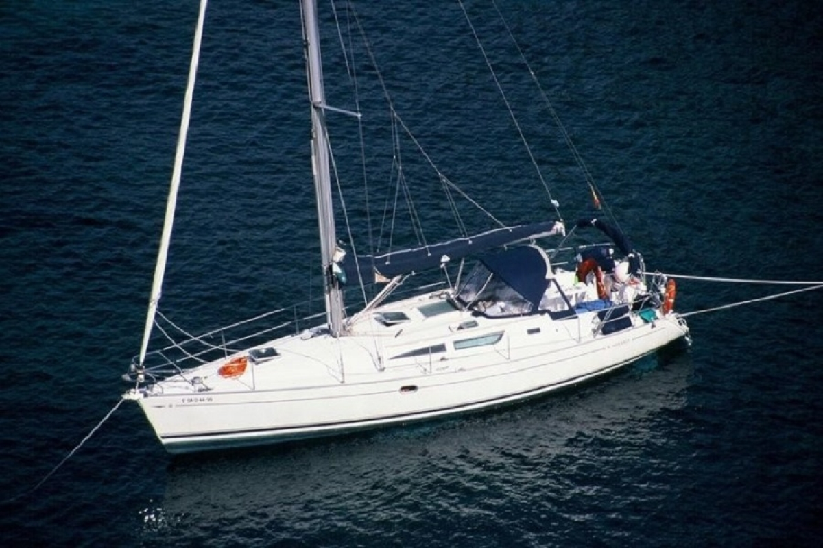 Sun Odyssey 40 2001 Sail In Greek Waters